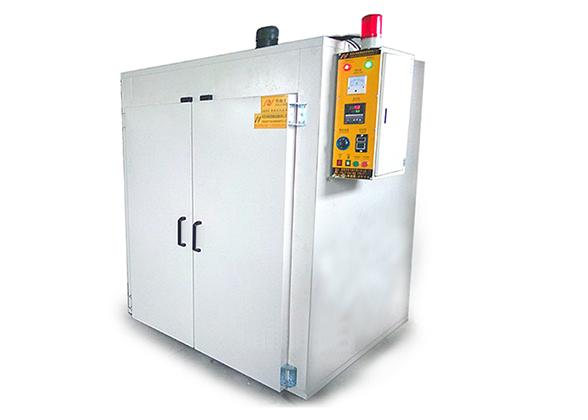 工业烤炉厂家生产的硅橡胶二次硫化烤箱