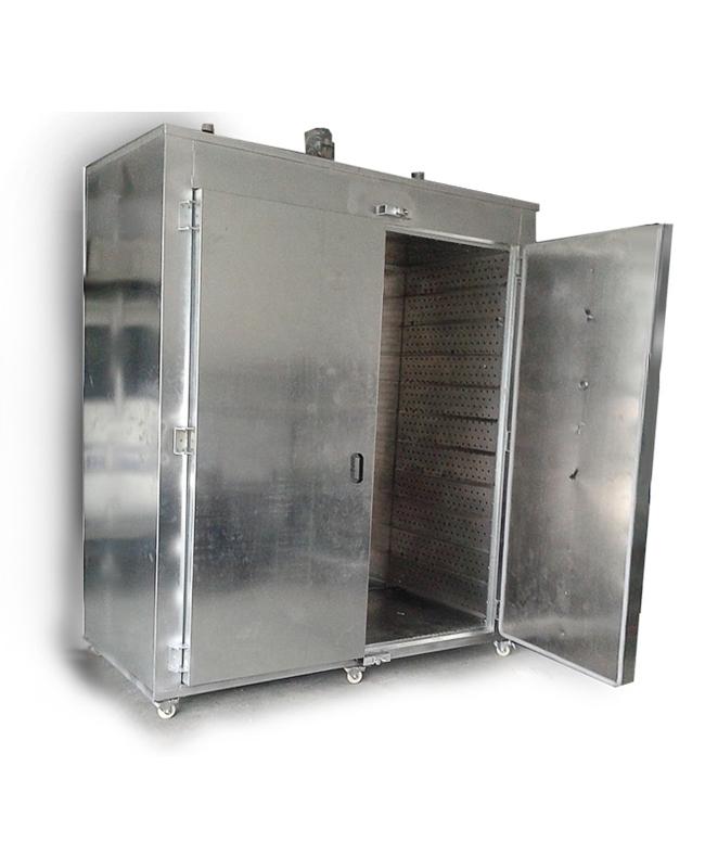 镀锌板工业烤箱