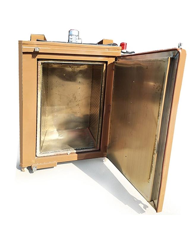 500°C高温工业烤箱