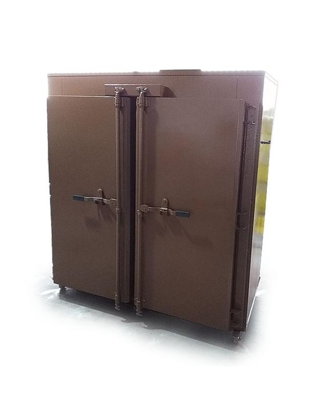 大型高温烤箱